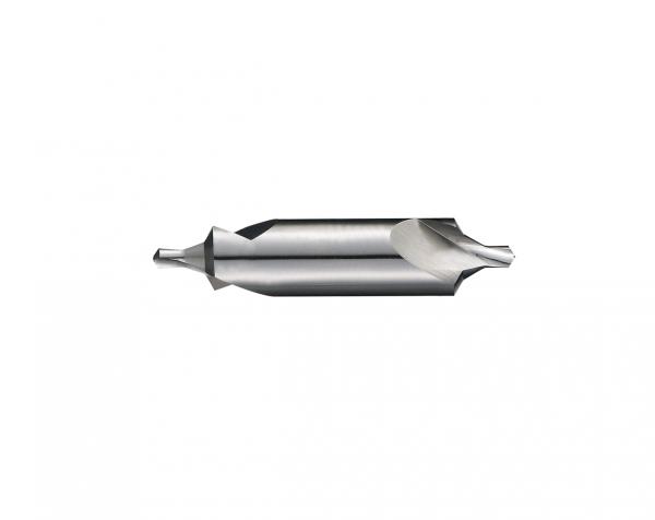 HSS Zentrierbohrer Form B (60°+120°)